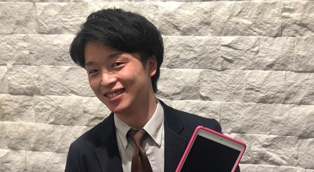 新宿南口ラウンジ6F店長 藤戸(ふじと)