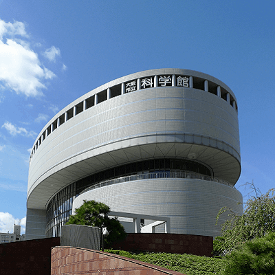 大阪府/大阪/梅田/大阪市立科学館 正面入口前の婚活パーティー