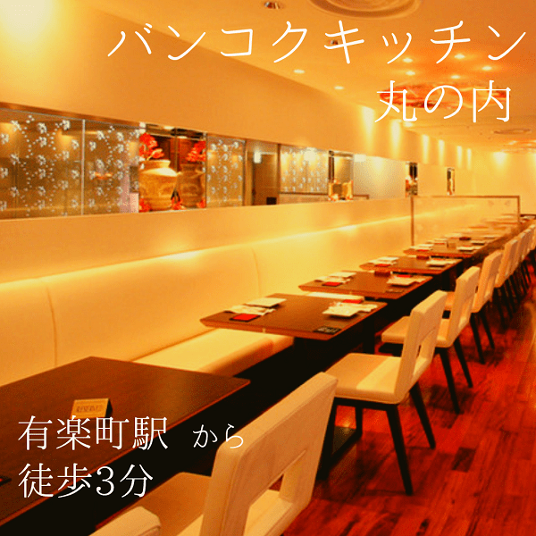 東京都/東京駅/バンコクキッチン 丸の内店の婚活パーティー