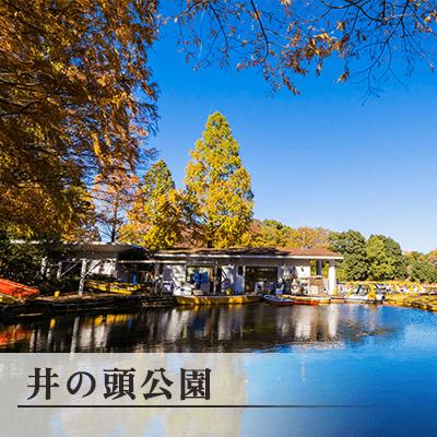 東京都/立川・吉祥寺/井の頭公園入口の婚活パーティー