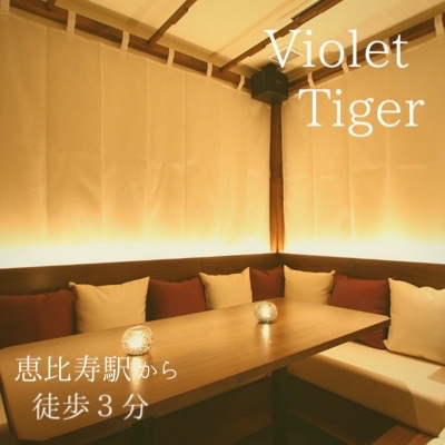 東京都/恵比寿/~Violet Tiger~ 恵比寿の婚活パーティー