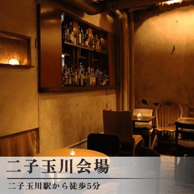 東京都/二子玉川/二子玉川会場の婚活パーティー