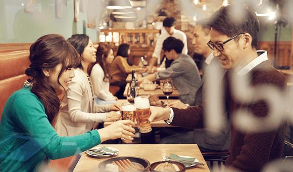 兵庫県/神戸/THE ROOFTOP CAFE(ルーフトップカフェ)の婚活パーティー