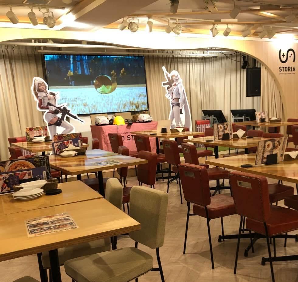 東京都/池袋/STORIA池袋 ゲームシアター×イタリアンカフェバーの婚活パーティー