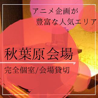 東京都/秋葉原/秋葉原会場の婚活パーティー