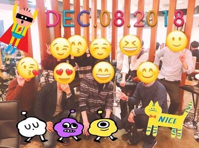 MAX20対20💖満席!【写真あり♪週末の夜は新宿南口へ!!!】