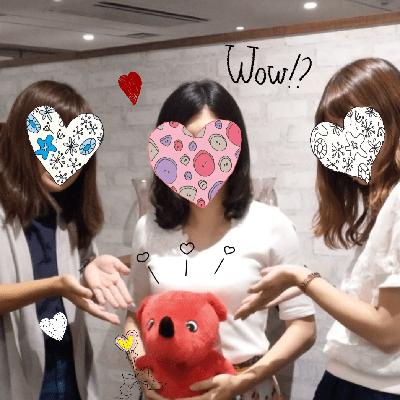 📷仲良し3人組女性様のお写真付き!