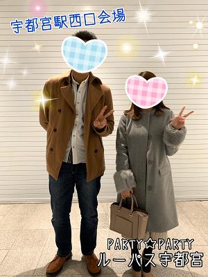 【2組カップリング】魅力的な容姿♡20代恋活企画♡