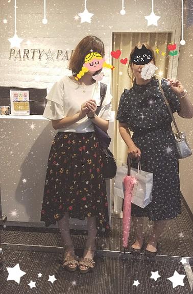 【2人組女性様のスナップ写真あり♪】素敵な夏の思い出を☆