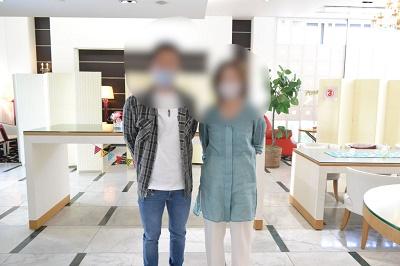 塩顔で高身長♪韓国好き男性×オシャレが好きな韓国好き女性