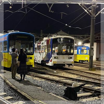 レトロ列車de鉄道婚活@阪堺電車