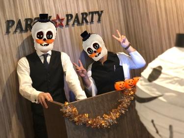 ♡四日市ラウンジがハロウィン仕様に♡大人気の高身長パーティー★