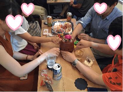 新宿南口婚活パーティー会場