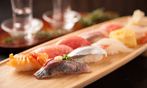 IBJの婚活パーティーお寿司