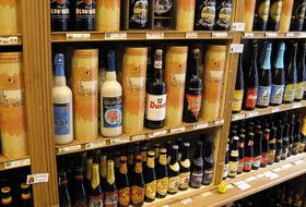 新宿南口でベルギービール