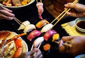 東京で婚活お寿司