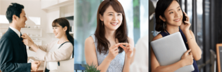 渋谷ラウンジ女性画像