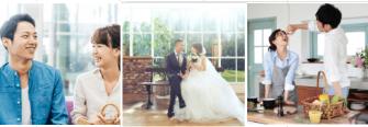 結婚後の風景