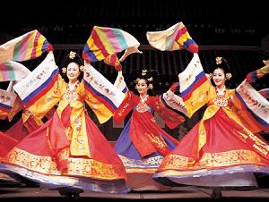 韓国伝統芸能
