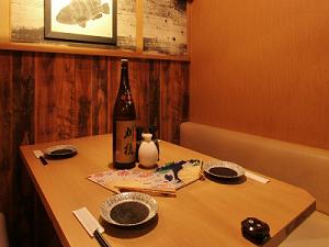 ディナーパーティーの席イメージ