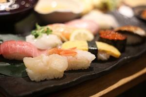 ディナー合コン コース料理例(和食)