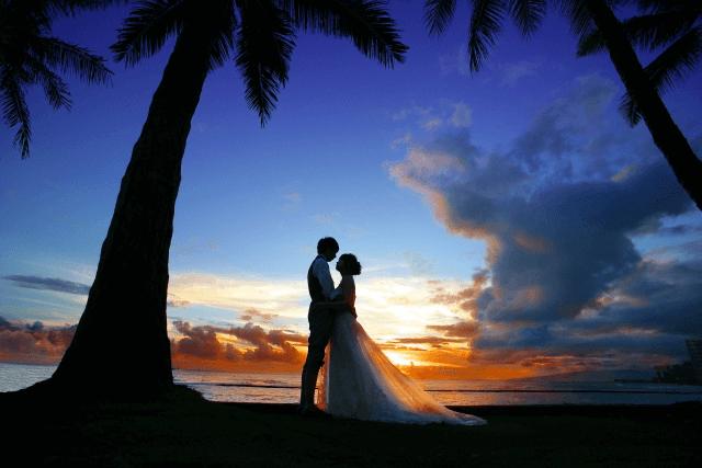 結婚イメージ男女