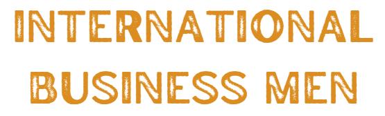 インターナショナルビジネスマン