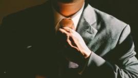 超高収入の男性イメージ