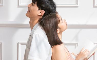 銀座婚活カップル