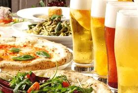 イタリアンディナーのイメージ