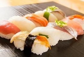 茅場町で婚活ディナー合コン寿司