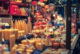 クリスマスマーケットお散歩コン