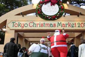 クリスマスマーケット日比谷サンタ