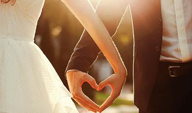 結婚の準備がバッチリな男女