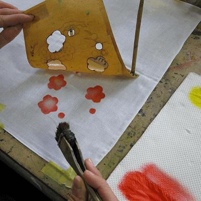 【京都】《手作り体験》×《同年代の出会い》 町屋deペンケース作り体験♪
