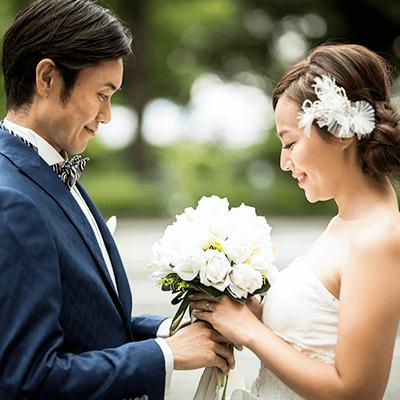 結婚前向き