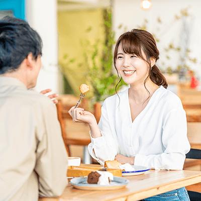 残り数席 特別企画《OVER45♡男女♡》カップリング後カフェに行きたい♡