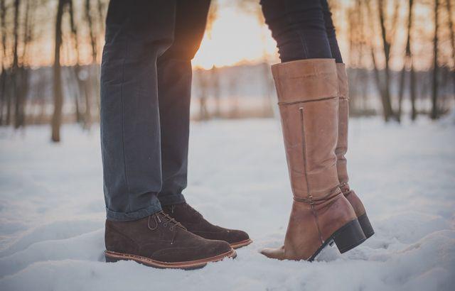 婚活パーティーにブーツを履いて行ってもいいの?