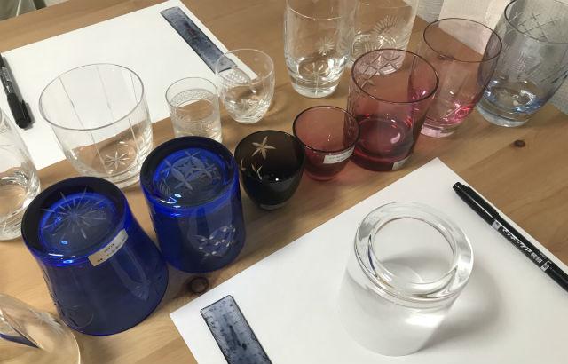 オリジナル江戸切子グラスが作れる婚活パーティーへ潜入!