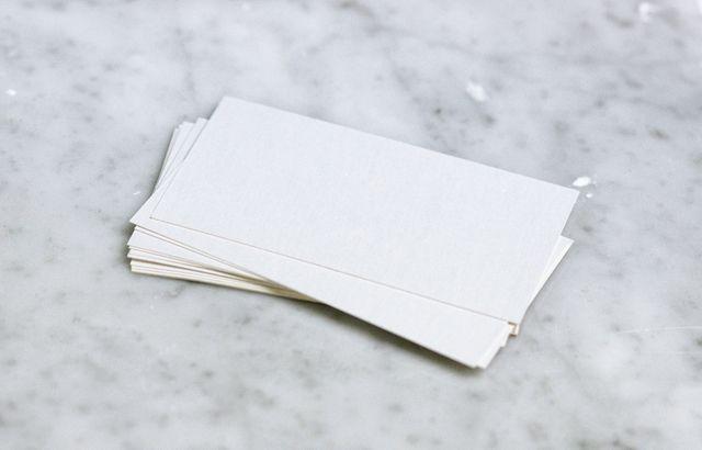 婚活パーティーのカップリングカードを無記入で提出してはいけない理由