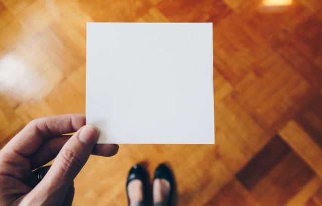 自分を表す自己紹介カードが婚活パーティーのカギ!押さえておきたい書き方とコツ