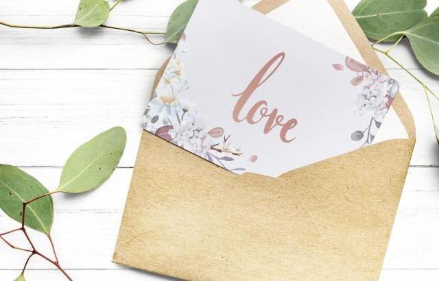婚活パーティーのメッセージカードの効果的な使い方