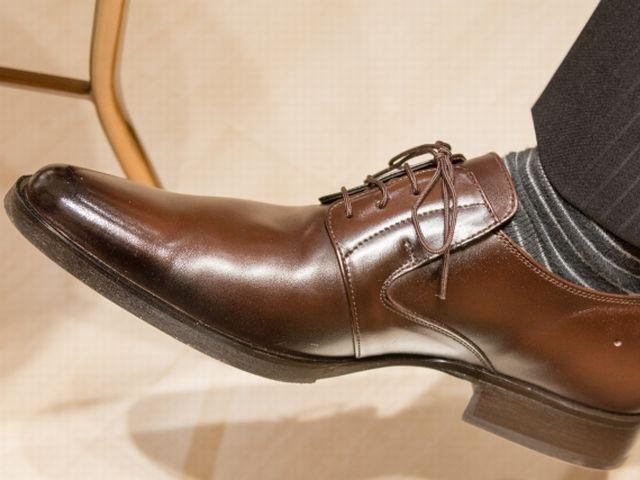 これでOK!婚活パーティーに参加する男性におすすめの靴