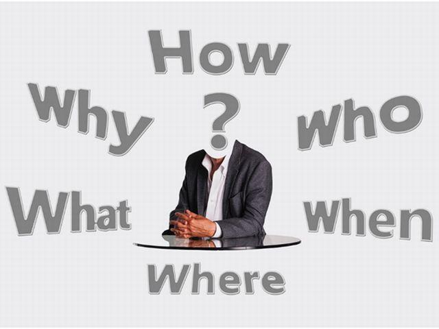 嘘を見抜くための質問をするときの注意点