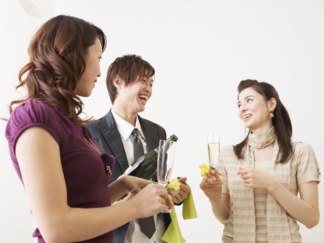 モテる女性になりやすい婚活パーティーの選び方