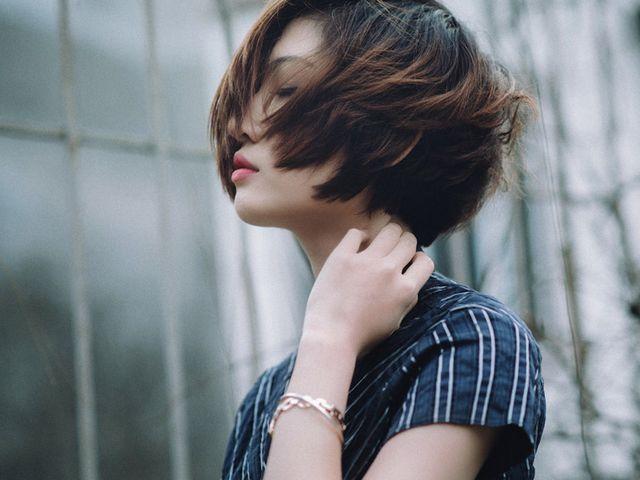 髪型が初対面の異性に与える印象とは
