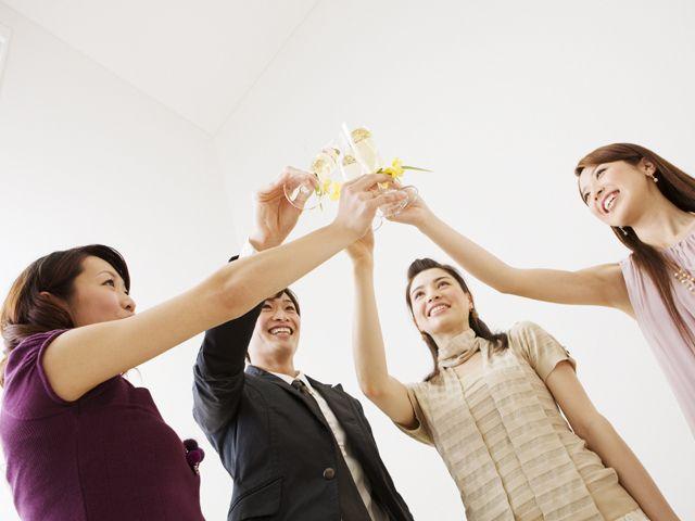 婚活パーティーの流れに沿った必勝法