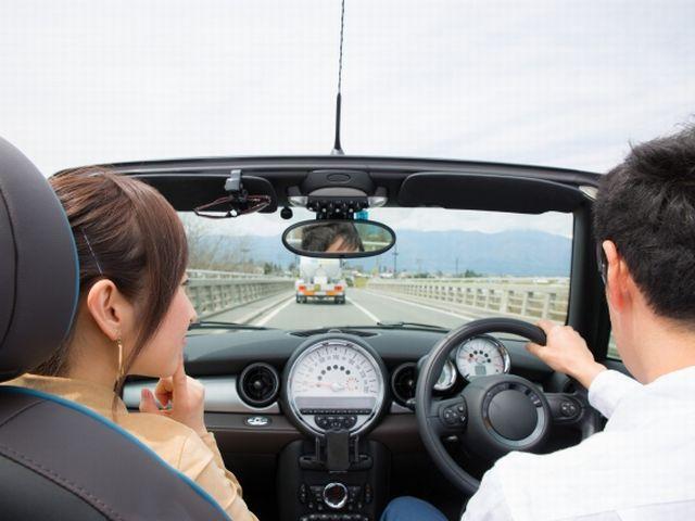 初デートでドライブに誘うのはOK?