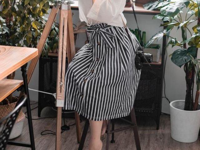 男性目線でのロングスカートを履く女性の印象とは